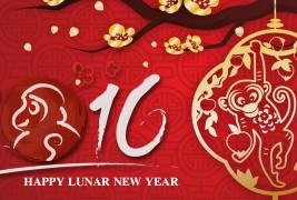 Happy Lunar New Year 2016!